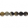 Artistic Stone 6mm Round 29pcs Approx